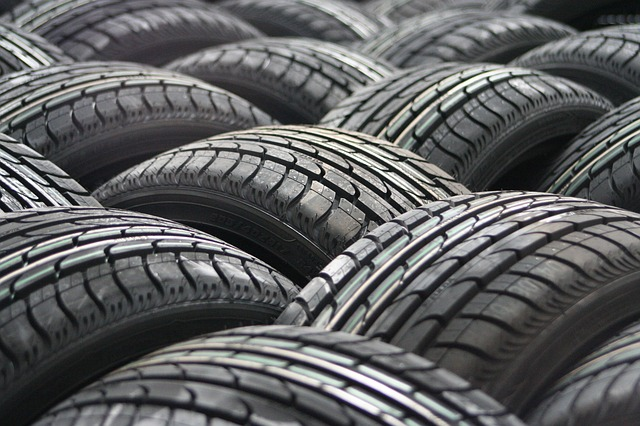 Auch Reifen sind wichtig